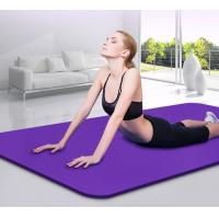 Best 2016 Hot Sale Non Slip PVC Thick Yoga Mats With Carry Strap ,Available 10 Colors Choice,Eco-Friendly wholesale