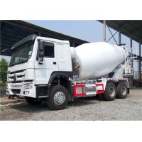 Best HOWO 6x4 Concrete Agitator Truck , 8 Cubic Meters 8M3 Cement Mixer Truck wholesale