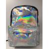 Buy cheap Laser PU Hologram Backpack , School Bag , Travel Backpack , Laptop Bag from wholesalers