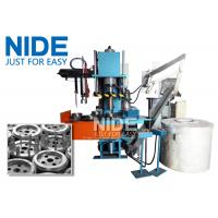China Customized Armature Aluminum Liquid Die Casting Machine Highly Efficiency on sale