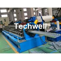 Best 15 KW Forming Motor Power Cold Roll Forming Machine For Producing Steel Cable Tray Profile Sheets wholesale