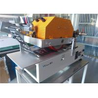 Cheap high efficiency automatic plate machine price number plate machine Silica gel for sale