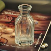 Best Diffuser Glass Perfume Bottles / Clear Glass Reed Diffuser Bottle wholesale