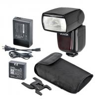 Cheap Godox V850 Flash with Changeable Li-ion Battery  Flash Hot Shoe Flashgun with Car Charger for sale