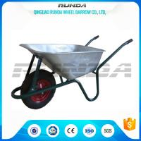 Best Industrail Extra Large Wheelbarrow 6CBF Sand Capacity 1405*580*600mm Durable wholesale