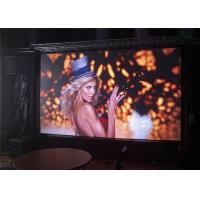 Best P6 1R1G1B LED Screen Panel for Indoor , Flexible LED Curtain Display wholesale