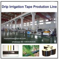 Quality 180-200m/min Flat emitter drip tape Production machine supplier from China wholesale