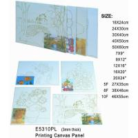 Best 3mm Thick Print Stretched Canvas Art Painting Canvas Panel OEM Service Avaliable wholesale