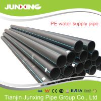 Best 110-400mm HDPE pipe&fitting virgin PE100 superior material pipe hdpe for water supply wholesale