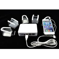 Best COMER Retail Hand-phone Charging Acrylic Display Stand with alarm security controller display systems wholesale