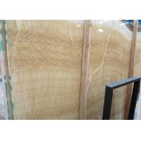 Best Yellow Onyx Polished Natural Stone Tile For Exterior Walls Honey Onyx Marble Type wholesale