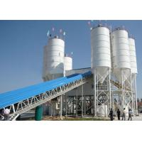 Best 60m3/H Stationary Belt Type Concrete Batching Plant Stable Working Compact Structure wholesale
