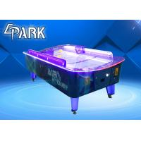 Best Indoor Arcade Amusement Game Machines / Air Hockey Table For Kids wholesale