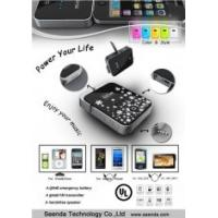 Best 3 in 1 Bluetooth to apple moblie Iphone 4 FM Transmitters  and car charger for mp3 player wholesale