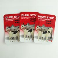 Best 10g Small Powder Sachet Pet Food Packaging , Plastic Ziplock Bag Odor Proof Pouch wholesale