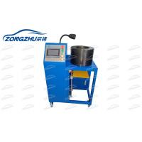Best Air Suspension Spring Hose Pipe Making Machine Automatic Hydraulic Hose Crimper 380V wholesale