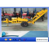 Quality 5Km / H Hydraulic Puller Tensioner 110KV Conductor Stringing Equipment wholesale