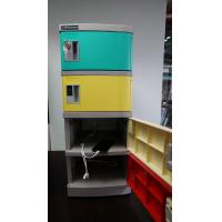Best Colourful Smart ABS Plastic Lockers For Water Baths Place 176*310*460mm wholesale