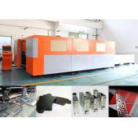 Quality Water Cooling Metal Laser Cutting Machine IPG 500w For 5mm Carbon Steel , 42 M/Min Speed wholesale