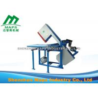 Best Angle Foam Cutting Equipment With L4460mm * W30mm * T0.45mm Blade Belt wholesale