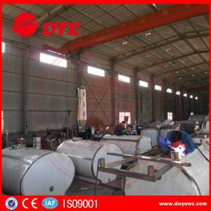 Best Industrial Stainless Milk Tank Milk Cooler Tank Full Automatic 380v / 220v / 425v wholesale