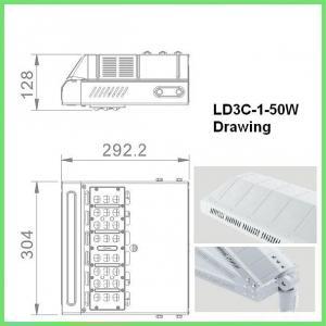 Best High Lumen COB SMD 50w Energy Efficient Street Lighting Die Cast Aluminum wholesale