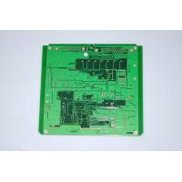 Best Double Sided Industrial PCB Board FR 4 ENIG Immersion Gold With Green Soldmask wholesale