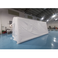Best Emergency Isolation Inflatable Medical Tent 0.9mm PVC Tarpaulin wholesale
