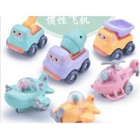 Best 2019 Good quality Hands Pushing  inertia toy car  inertia toy helicopter Inertia Vehicle Diy toys for Kids children girl wholesale