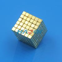 magic neodymium magnets block cube