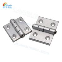 China 304 Stainless Steel Aluminium Profile Connectors Door Hinges Powder Coating on sale