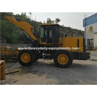 Buy cheap SINOMTP 938 Wheel Loader With 400mm Ground Clearance And 4.83s Boom Lifting Time And 1.8m³ Bucket from wholesalers