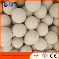 Best Chemical Stability Refractory Alumina Ceramic Ball For Hydro Converter wholesale