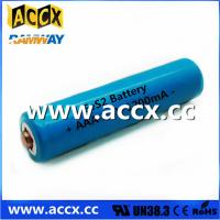 Cheap Shaver Battery LiFeS2 AA lithium battery 1.5V 1100mAh for sale