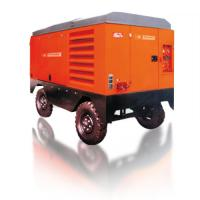 Best Large Capacity Portable Rotary Screw Air Compressor 132KW 17m³/Min Low Oil Content wholesale