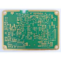 Best juicer NELCON FR-1 1.0mm thickness HAL surface High frequency single-sided pcb board wholesale