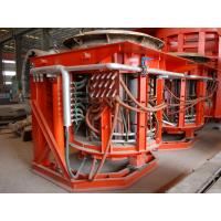 Best OEM Electric Melting Induction Furnace for Steel Making 30T / 40T wholesale
