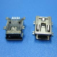 Cheap Female Mini USB Connector 5Pin SMT Type for sale