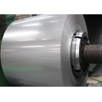 China Mirror Finish 304 Stainless Steel Coil With Balanced Austenitic Structure on sale