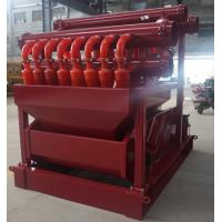 Desilter with High capacity shale shaker