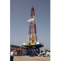 Best High Performance Drilling Rig Mast With Pneumatic And Hydraulic Motor LR5002 wholesale