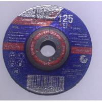 Best 100 - 230mm Abrasive Metal Grinding Disc with Depressed Center wholesale