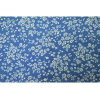 Best Dyeing Yarn Denim Print Fabric Shrink - Resistant With Custom Made Pattern wholesale