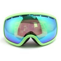 Best Windproof Snow Ski Goggles with Three Layer Foam / Ladies Otg Ski Goggles wholesale