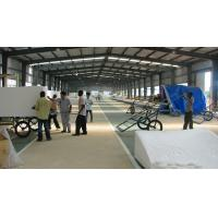 Best Continuous Polystyrene Sponge Foam Manufacturing Equipment For Mattress / Pillow wholesale
