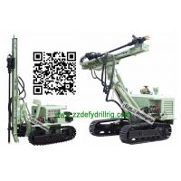 Best 30M Rock Blasting Drilling Rig, DFD-120Z DTH Drilling Machine for Sale wholesale