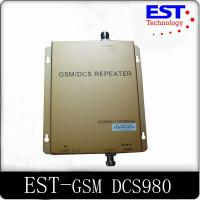 Best Full-duplex EST-GSM DCS Dual Band Repeater / Mobile Phone Signal Repeater wholesale