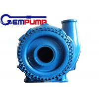 Best River stone gravel suction sand suction dredge centrifugal slurry pump / Hydraulic mining wholesale