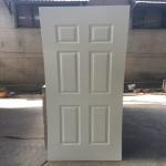 Best 3mm White primer finish faced Door skin design for sale wholesale