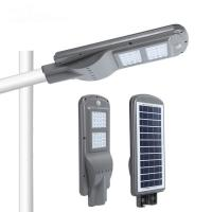 Best High power bridgelux smd outdoor waterproof integrated 20w 40w 60w led solar street light wholesale